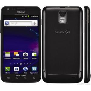 Galaxy S II Skyrocket 16GB   - Black AT&T