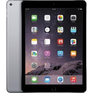 iPad Air 2 (September 2015) 64GB - Space Gray - (Wi-Fi + GSM/CDMA + LTE)