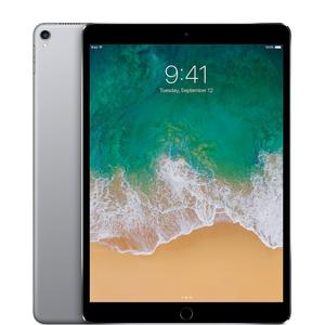 iPad Pro 10.5-Inch (June 2017) 64GB - Space Gray - (Wi-Fi + GSM/CDMA + LTE)