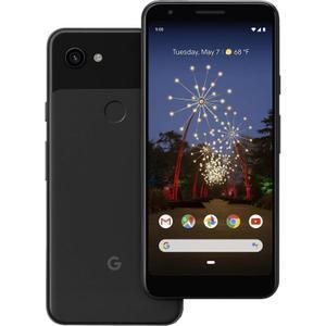 Google Pixel 3a XL 64GB - Black - Fully unlocked (GSM & CDMA)