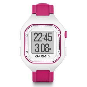 Garmin Smart Watch Forerunner 25 HR GPS - White/ Pink