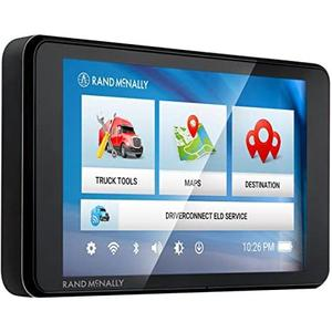 GPS Rand McNally TND540 - Black