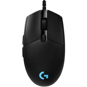 Logitech PRO Gaming con HERO sensor Wired Mouse