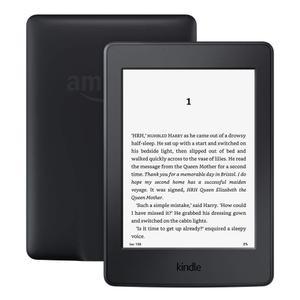 E-reader Amazon Kindle Paperwhite 7th Gen - WiFi - 4GB - Black