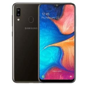 Galaxy A20 32GB   - Black Unlocked