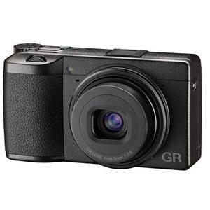 Compact - Ricoh GR III - Black