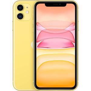 iPhone 11 256GB - Yellow - Fully unlocked (GSM & CDMA)