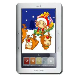 E-reader Barnes & Noble  Nook HD BNTV400 - White