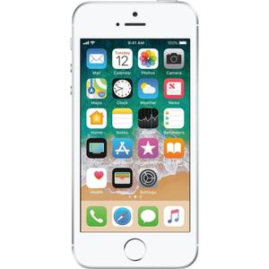 iPhone SE 32GB   - Silver Tracfone
