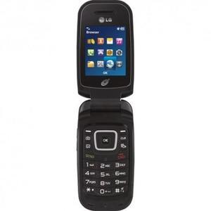 LG 440G - Black - Unlocked