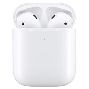 AirPods (2nd gen) with Wireless Charging Case - White