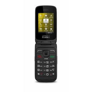 Alcatel One Touch Flip - Black - Sprint