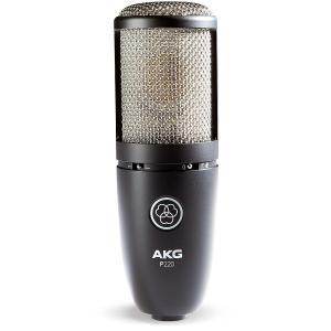 Microphone AKG P220 - Black