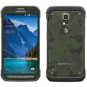 Galaxy S5 Active 16GB - Camo Green - AT&T