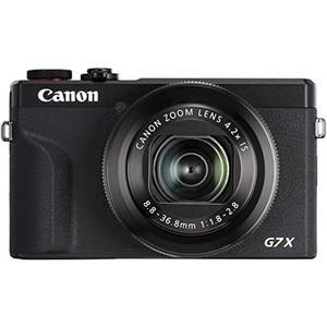 Compact Canon PowerShot G7 X Mark II - Black