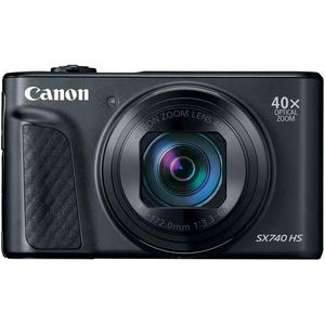 Compact Canon PowerShot SX740 - Black