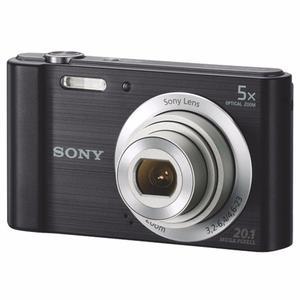 Compact Sony CyberShot DSC-W800 - Black