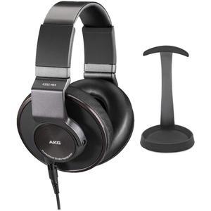 K553 MKII Headphone with microphone - Black