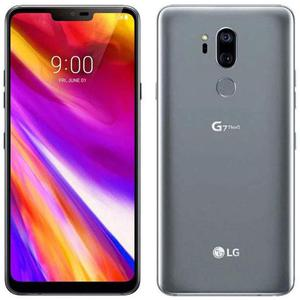 LG G7 ThinQ 64GB - Platinum Gray Sprint