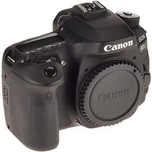 Reflex Canon EOS 80D - Body Only - Black