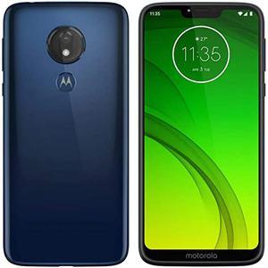 Motorola G7 Power 32GB - Marine Blue Cricket