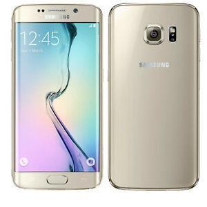 Galaxy S6 Edge 32GB - Gold Platinum Unlocked