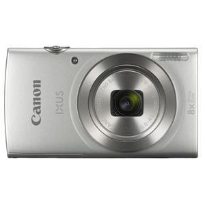 Compact Canon IXUS 185 - Silver + Lens Canon 28-224mm f/3.2-6.9