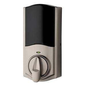 Convert Smart Lock Conversion Kit Kwikset 99090-019 - Satin Nickel