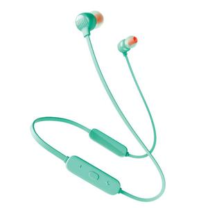 JBL TUNE 115BT Earbud Bluetooth Earphones - Teal