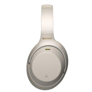 Sony WH-1000XM3 Noise reducer Headphone Bluetooth with microphone - Silver