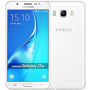 Galaxy J7 (2016) 16GB (Dual Sim) - White Unlocked