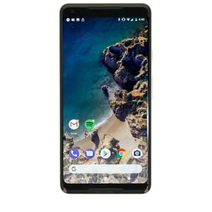 Google Pixel 2 XL 64GB   - Just Black Unlocked
