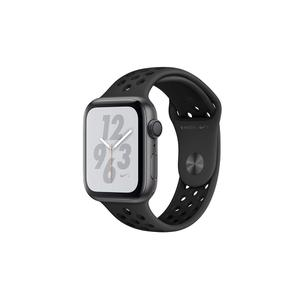 Apple Watch (Series 4) September 2018 44 mm - Aluminium Space Gray - Sport Nike Black