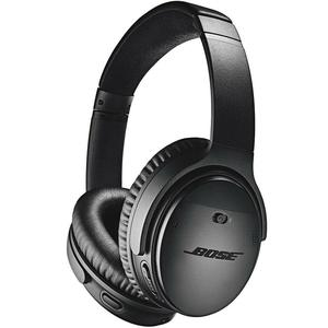 Bose QuietComfort 35 II Noise reducer Headphone Bluetooth with microphone - Black