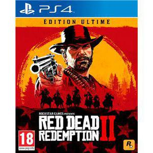 Red Dead Redemption 2: Ultimate Edition - PlayStation 4