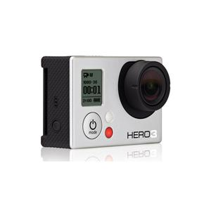 Sport Camera GoPro Hero 3 - White Edition Camera + 40 PCS Accessory + Waterproof Case + 8G SD Card + Adhesive Mount + USB Charger + Battery