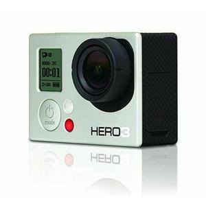 Sport Camera GoPro Hero 3 - White +50 PCS Accessory + Waterproof Case + 8G SD Card + Adhesive Mount + USB Charger + Battery