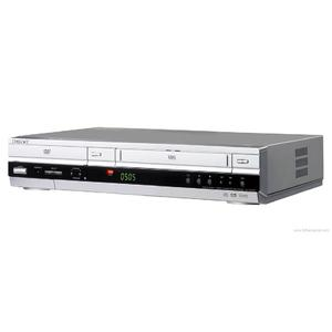 DVD Player - Sony SLV-D360P - Silver