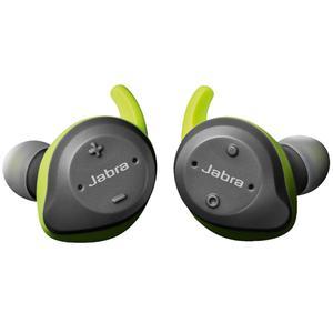 Jabra Elite Sport Fitness Earbud Noise-Cancelling Bluetooth Earphones - Grey