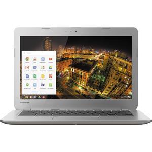 """Toshiba ChromeBook PLM01U-008005 13.3"""" Celeron 2955U 1.40 GHz - SSD 16 GB - RAM 4 GB"""