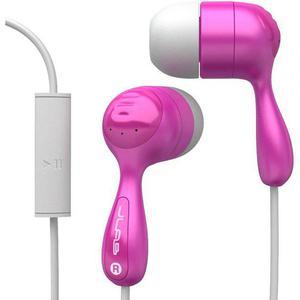 Jlab Jbuds HiFi Earbud Noise-Cancelling Earphones - Pink