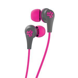 Jlab Jbuds Pro Earbud Earphones - Pink/Gray