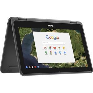 Dell Chromebook 11-3189 Celeron N3060 1.6 GHz - SSD 16 GB - 4 GB