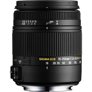 Sigma Camera Lense Nikon standard f/3.5-6.3