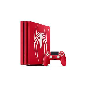 PlayStation 4 Pro - HDD 1 TB - Red