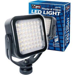 Photo And Video Led Light Vidpro LED-50