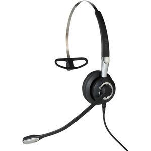Jabra Biz 2400 II Headphone with microphone - Black