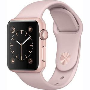 Apple Watch Series 1 (42mm) - Rose Gold Aluminum Case Pink Sport Band