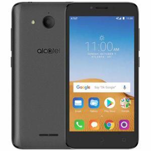 Alcatel Tetra 16GB - Stealth Black - Locked AT&T
