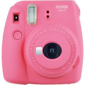 Instant camera Fujifilm Instax Mini 9 - Flamingo Pink